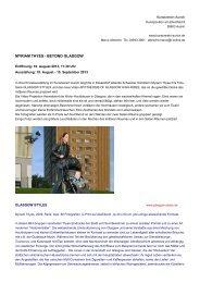 Kunstverein Aurich - Myriam Thyes