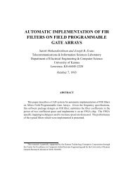 automatic implementation of fir filters on field programmable gate ...