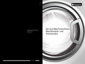 Waschtrockner magazine