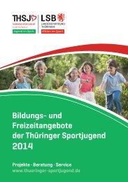 JB - Landessportbund Thüringen e.V.