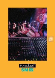 Brochure - Soundcraft