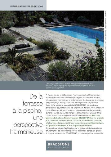 De la terrasse à la piscine, une perspective harmonieuse - Primavera