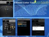 Ultimate Guitar Tuner - RunMob
