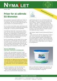 2012-24 Priser for at udbrede EU Blomsten - Beck & Jørgensen