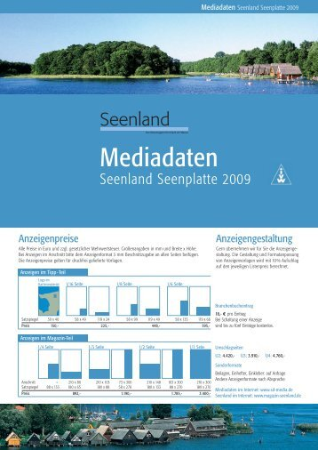 Mediadaten - SD Media Services