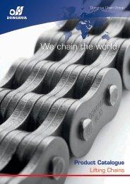 We chain the world - Tyma CZ, s.r.o.