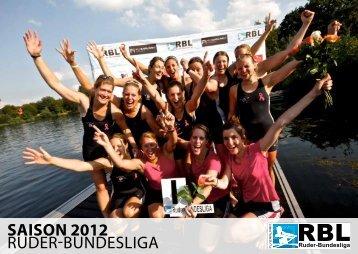 SaiSon 2012 RUDER-BUNDESLIGA - Rudern.de