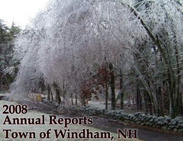 2008 - Town of Windham