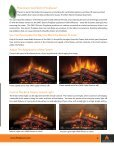 564 E Electric Fireplace and Insert - The Firebird - Page 3