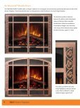 564 E Electric Fireplace and Insert - The Firebird - Page 4