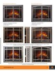 564 E Electric Fireplace and Insert - The Firebird - Page 5