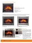564 E Electric Fireplace and Insert - The Firebird - Page 6