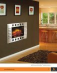 564 E Electric Fireplace and Insert - The Firebird - Page 7