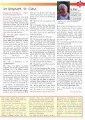 """Kloster: """"Maria Frieden"""" - Ein Teil der Pfarre Stadlau Im Gespräch - Seite 3"""