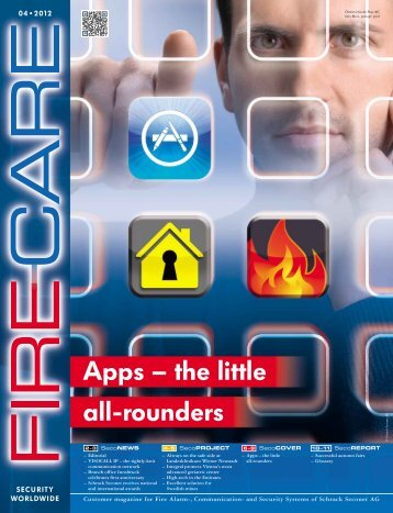 Open customer magazine as a pdf - Schrack Seconet