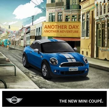 Interactive MINI Coupe Brochure - Kearys