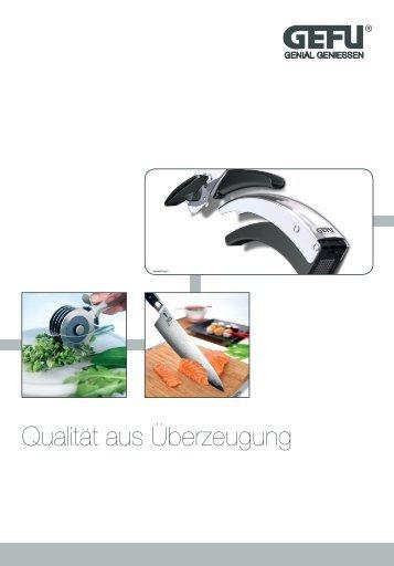 Qualität aus Überzeugung - Friedrichstrasse.de