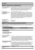 SCHEDA DATI DI SICUREZZA Eltra hygienic - Page 5