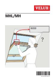 MHL/MH - Velux