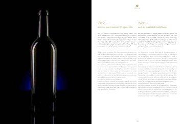 Wein – Wine –