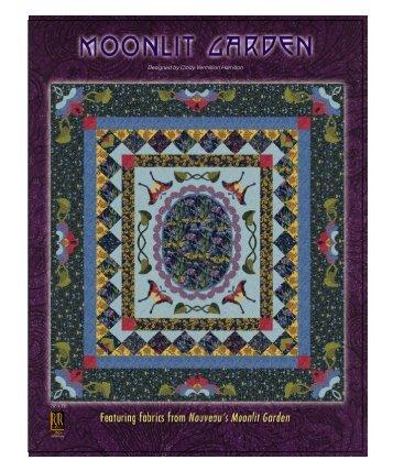 Moonlit Garden - RJR Fabrics