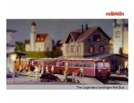 The Legendary Uerdingen Rail Bus.