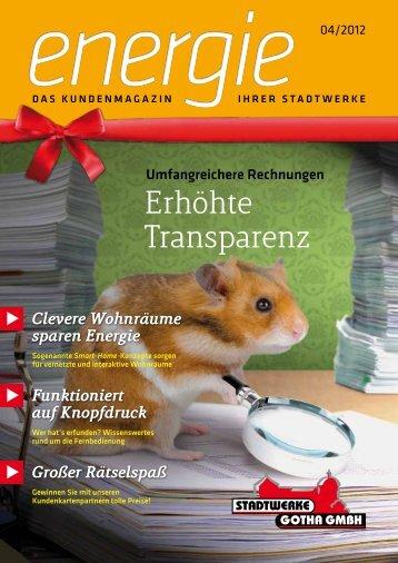 4/2012 - Stadtwerke Gotha