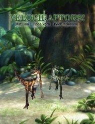 Velociraptors! - the Scientia Review