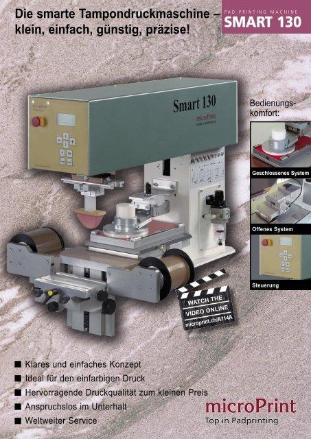 Datenblatt Smart 130 - Lang & Schmidt OHG