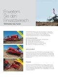 terradisc multiline - Alois Pöttinger Maschinenfabrik GmbH - Page 2