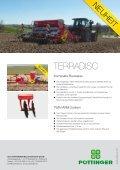 terradisc multiline - Alois Pöttinger Maschinenfabrik GmbH - Page 4
