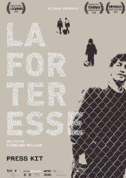 press kit - La Forteresse
