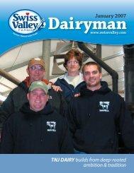 Tnj dairy - Swiss Valley Farms