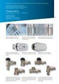 NEWS 4/12 Thermostatventile - R. Nussbaum AG - Page 2