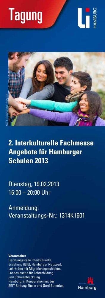 2. Interkulturelle Fachmesse Hamburg (PDF, 662 KB)