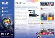 Die neue Kamera i5 von FLIR Systems ist die kleinste ... - Isocell