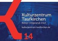 PDF-Datei - Kulturzentrum Taufkirchen