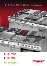 LINE 700 LINE 900 - Kromet