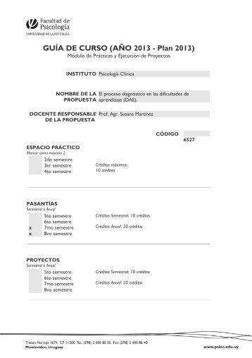 El proceso diagnóstico en las dificultades de aprendizaje (DAE).