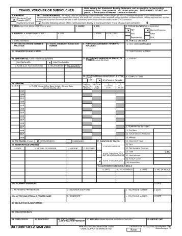 Dd Form 1351 2 Pdf 575k