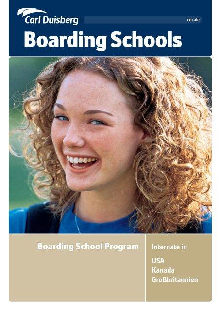 Boarding Schools -  Carl Duisberg Internate im Ausland