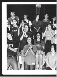 Next Section - Harding University Social Club Scrapbooks