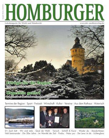Homburger 04 2010 - Medienverlag Rheinberg | Oberberg