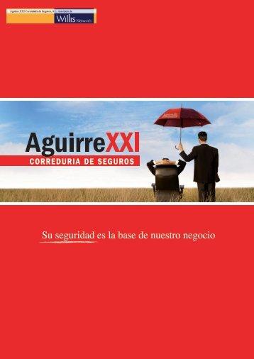 Aguirre XXI | Correduría de seguros
