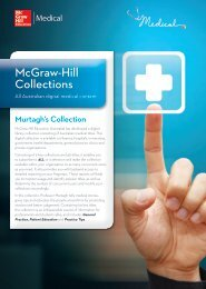 Murtagh's Collection - McGraw-Hill Education Australia & New ...
