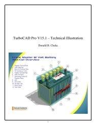 TurboCAD Pro V15.1 – Technical Illustration ... - Textual Creations