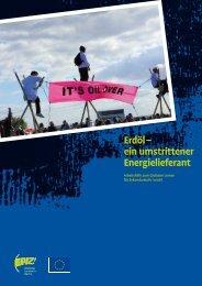 ein umstrittener Energielieferant - Stiftung Bildung und Entwicklung