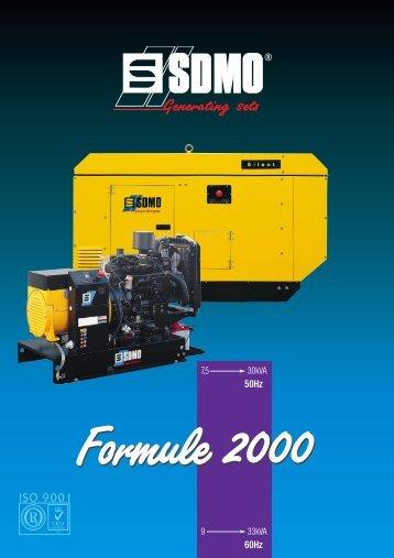 Formule 2000 - Elec.ru