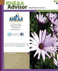 KHEAA Advisor