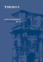 KAPITALMARKT AUSBLICK 2014 - Tiberius Group